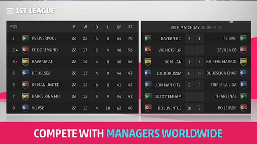 SEASON Pro Football Manager - A u26bdufe0f Club Simulator 4.0.3 screenshots 5