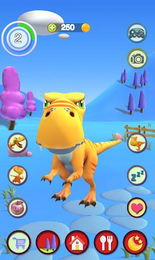 Talking Dinosaur 1.1.8 screenshots 1