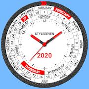 Advanced Analog Clock-7