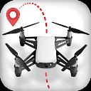 Go TELLO - programming the drone flight