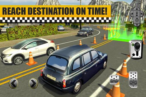 Bus & Taxi Driving Simulator  screenshots 4