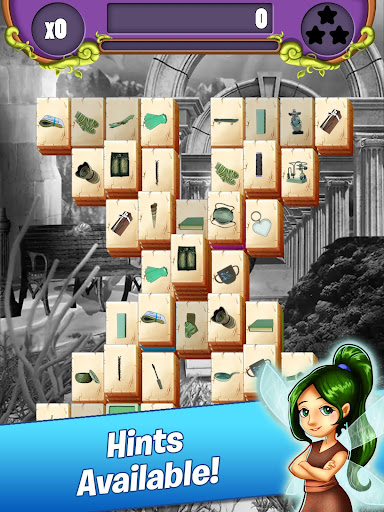 Mahjong - Mermaid Quest - Sirens of the Deep  screenshots 22