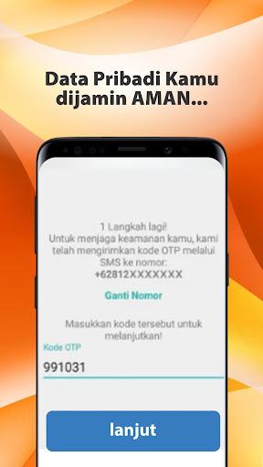 Dana Indo apk aplikasi pinjaman online langsung cair terbaru