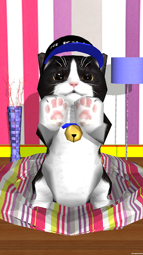Kitty lovely   Virtual Pet For PC Windows (7, 8, 10, 10X) & Mac Computer Image Number- 6