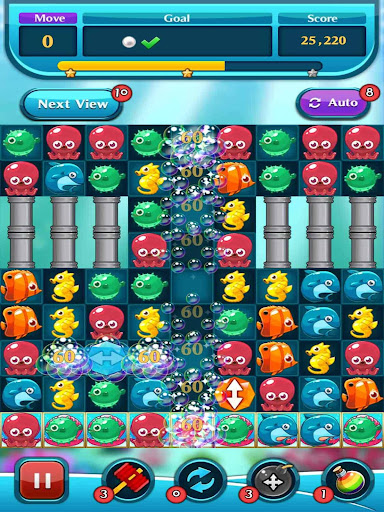 Ocean Match Puzzle 1.2.4 screenshots 2
