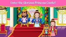 私のお姫様の町 - 子供用 ドールハウスゲームのおすすめ画像1