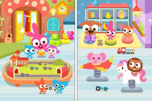 Papo Town Preschool 1.2.8 screenshots 1