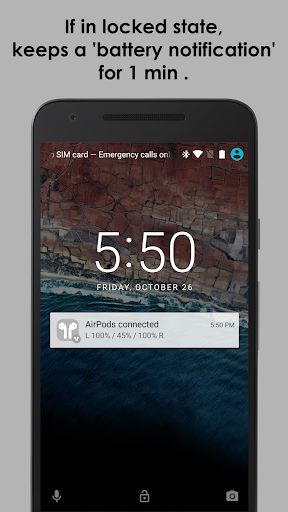 AirBuds Popup Free - airpod battery app v2.6.200111 free Screenshots 2