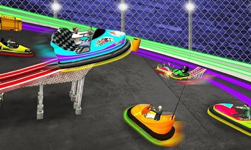 Light Bumping Cars Extreme Stunts: Bumper Car Game  screenshots 2