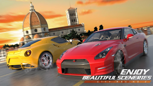 City Racing 2: 3D Fun Epic Car Action Racing Game apkdebit screenshots 4