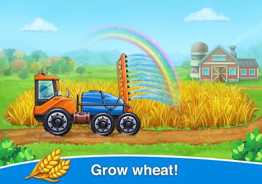 Farm land and Harvest - farming kids games 1.0.11 screenshots 8