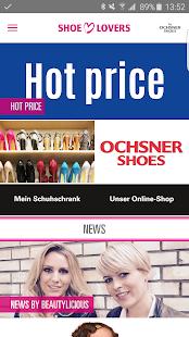 ShoeLovers par Ochsner Shoes