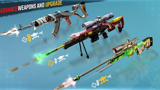 New Sniper Shooter: Free Offline 3D Shooting Games  Screenshots 7