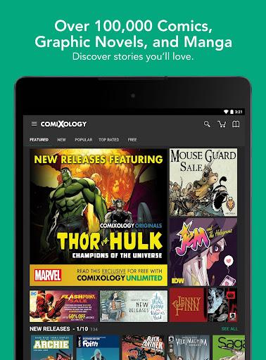 Comics 3.10.16.310406 Screenshots 6