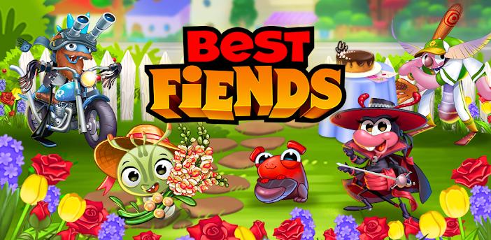 Best Fiends: juego de puzles gratis