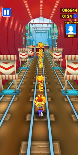 Subway Endless - Train Surf Run  Screenshots 2