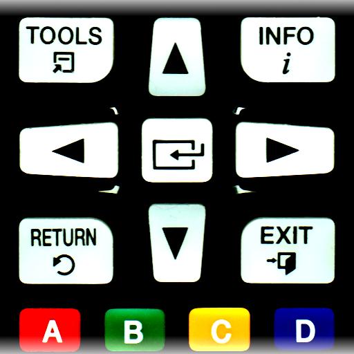 Remote for Samsung TV | Smart & WiFi Direct