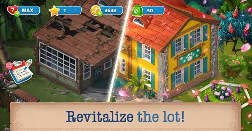 Pet Stories: Blast puzzles game  screenshots 4