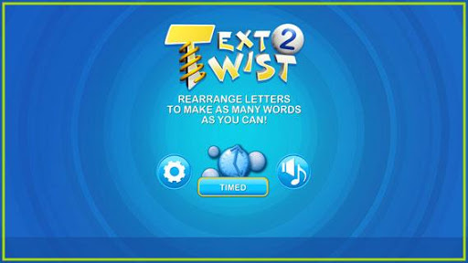 Text Twist 2-Puzzle Word Game 1.0.8 Screenshots 1