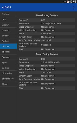 AIDA64 android2mod screenshots 14