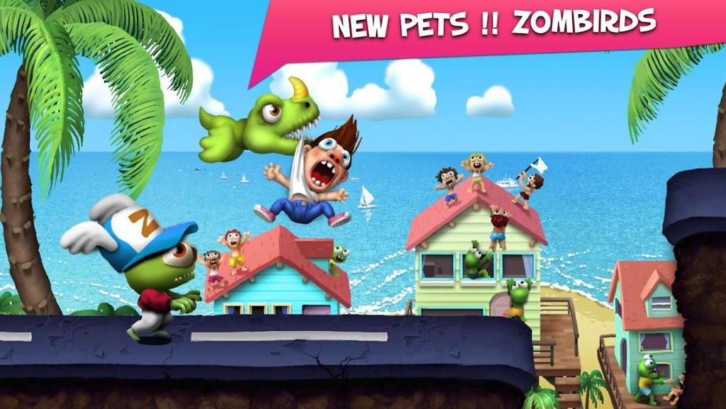 Zombie Tsunami poster 1