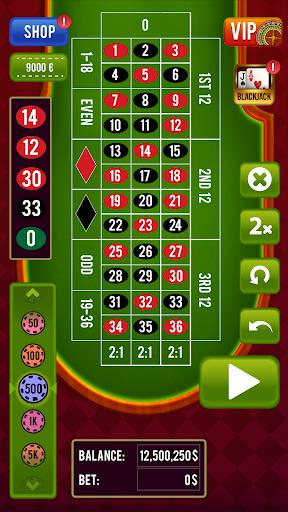 Roulette Casino Vegas: Lucky Roulette Wheel 1.0.28 Screenshots 2