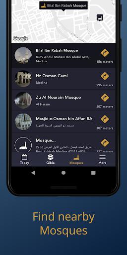 Salaat First (Prayer Times) 5.2.2 Screenshots 4