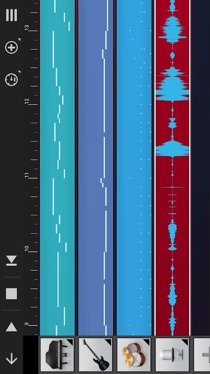 Walk Band - Multitracks Music  poster 1