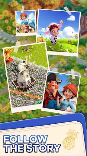 Merge Town : Design Farm  screenshots 4