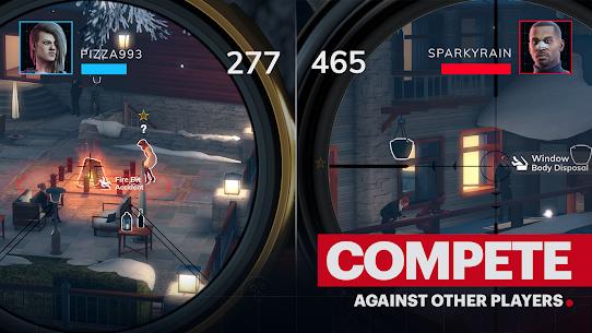 Hitman Sniper The Shadows MOD APK 0.6.0 3