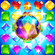Mystic Gems :  Magic Jewels Match3