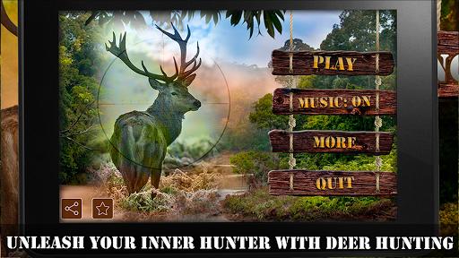Ultime Deer Hunter 3D APK MOD – Pièces Illimitées (Astuce) screenshots hack proof 2