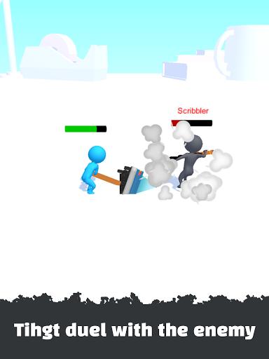 Draw Hammer - Drawing games screenshots 8