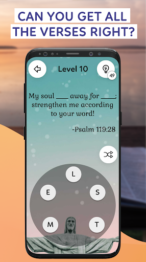 Bible Word Puzzle Games: Connect & Collect Verses  screenshots 15