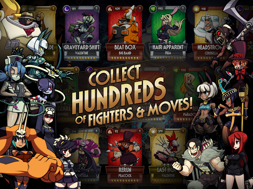 Skullgirls: Fighting RPG 4.5.2 screenshots 9