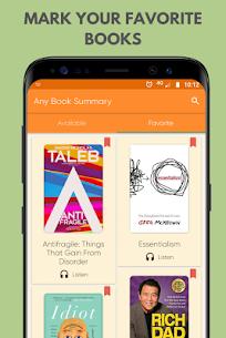 Any Book Summary Mod Apk (Subscription Feature Unlock) 4