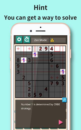 Sudoku classic 4.0.1072 screenshots 13