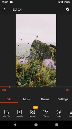 Capture Recorder Mobi Screen Recorder Video Editor android2mod screenshots 7