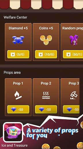 Ice And Treasure Apkfinish screenshots 5