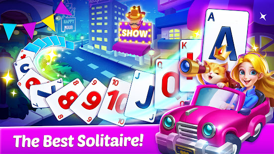 Solitaire Tripeaks Diary - Solitaire Card Classic 1.27.1 APK screenshots 2