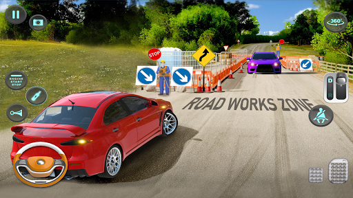 Modern Car Driving School 2020: Car Parking Games 1.2 screenshots 15