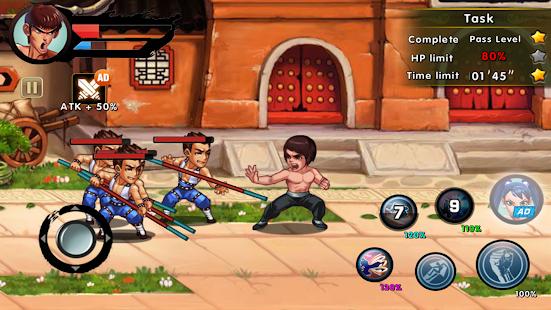 One Punch Boxing - Kung Fu Attack 2.6.4.101 screenshots 2
