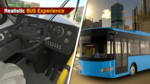 simulateur de bus: jeu de stationnement de bus APK MOD (Astuce) screenshots 3