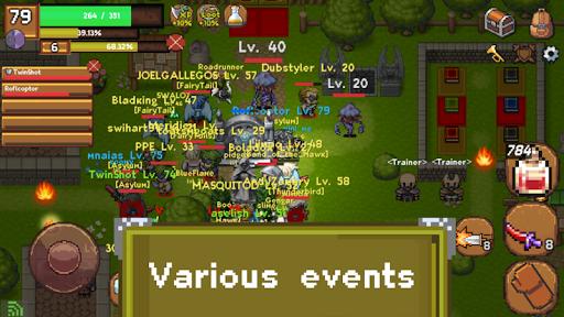 Sword of Legacy - MMORPG (beta) 0.4.0 screenshots 2