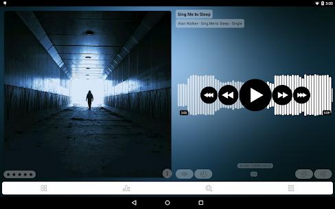 مشغل الموسيقى Poweramp Music Player مهكر النسخة الكاملة 2021 9