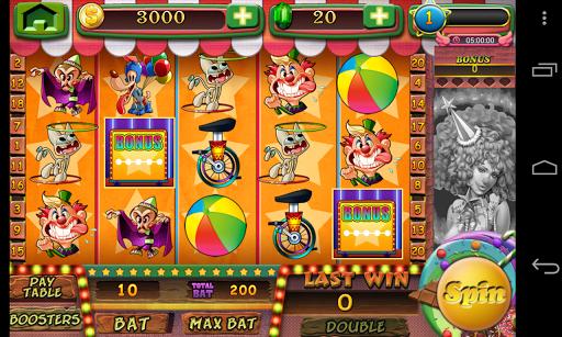 Slots - Circus's Way - Free 777 Vegas Slot Casino 1.6.0 screenshots 1