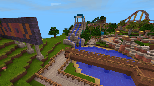 Cube Craft Adventure Master Craft Exploration apkpoly screenshots 3
