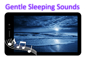 Noise Supressing Night Clock - Natural Sounds