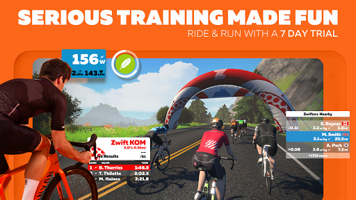 Zwift 1.0.59353 screenshots 1