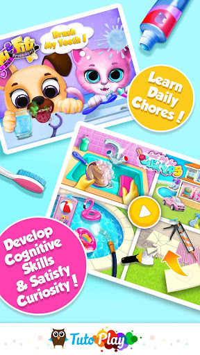TutoPLAY - Best Kids Games in 1 App 3.4.801 Screenshots 5